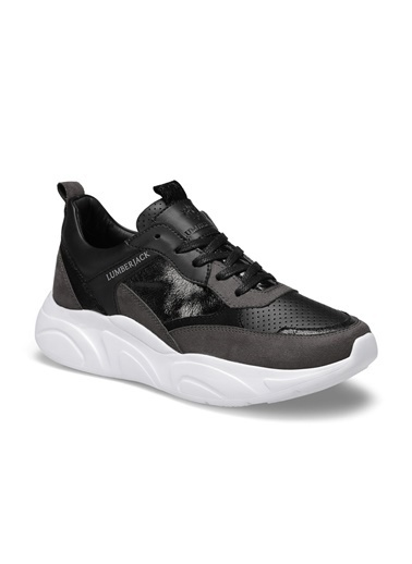 Lumberjack Kadın Siyah Sneakers 100486544  Siyah